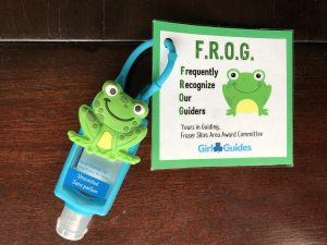FROG Hand Sanitizer