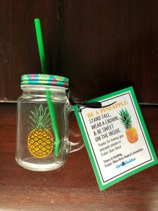 Be a Pineapple Cup