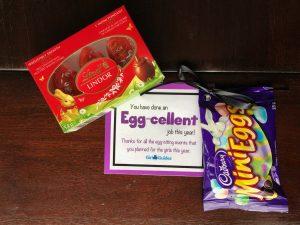 Eggcellent Job Eggs